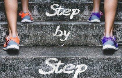 טיפ מס' 26 – צעד קטן מוביל לשינוי גדול – NLP